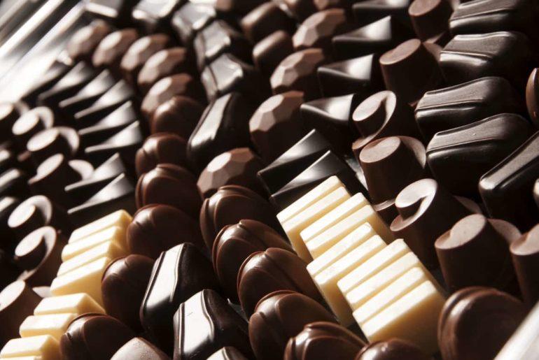 chocolat parisien