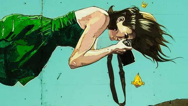 l'art du graffiti