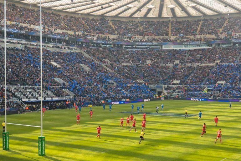 coupe du monde de rugby
